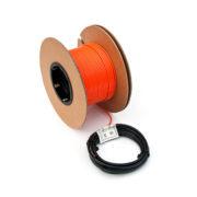 Grejni kabal je namenjen za ugradnju u zatvorenim prostorijama, sistem primarnog ilil sekundarnog podnog i zidnog grejanja.Grejni kabal nema UV zaštitu, debljina grejnog kabla 3,5 mm.Ugradnja direktno u betonsku ploču ili ravnajući sloj.